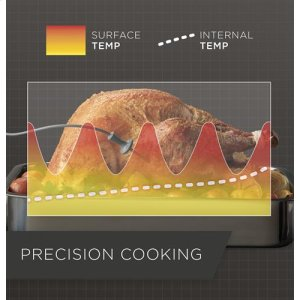 Precision cooking modes