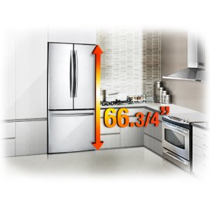 Just the right height for your kitchen