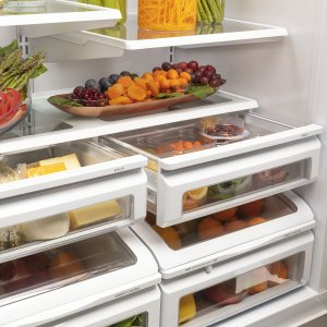 Sealed Snack Drawers