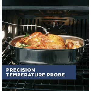 Precision temperature probe
