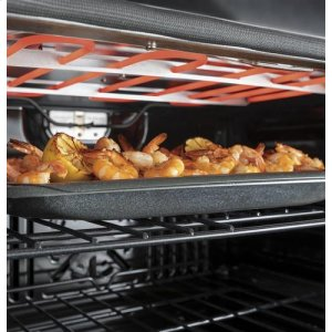 8-pass broil element