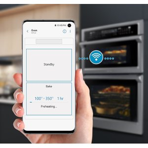 Cook Smart, Save Time with Wi-Fi