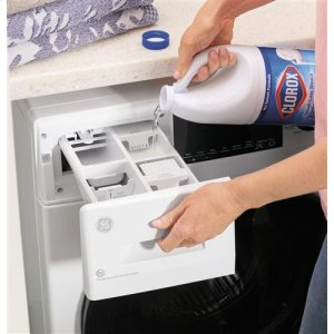 Detergent, Bleach and Fabric softener dispensers