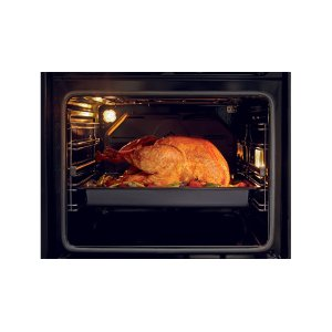 Large 2.51 cu ft Oven Capacity