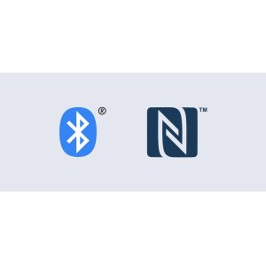 Seamless streaming with NFC and Bluetooth(R)
