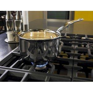 5K BTU Simmer/Melt Burner - Reduces to 500 BTUs