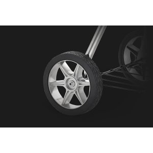 Rugged Weather-Proof Wheels