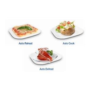 Auto Cook Options