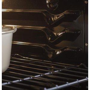 5.6 cu. ft. oven capacity
