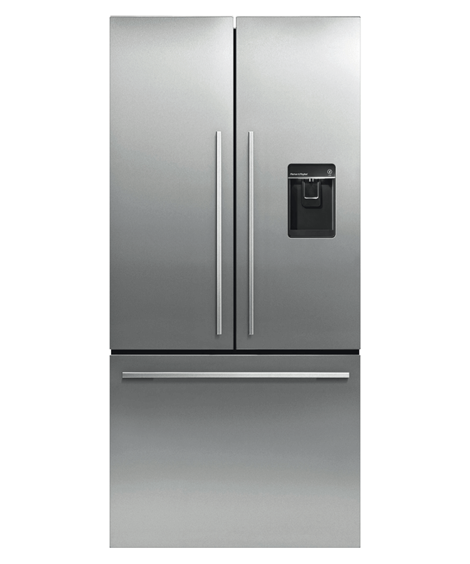 "fisher & paykel 33"" counter-depth refrigerator"