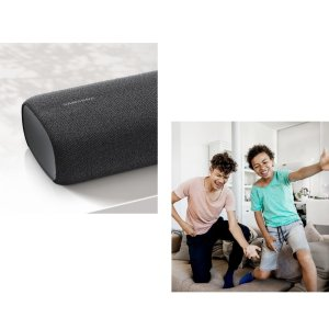 Room-filling sound, All-in-one design