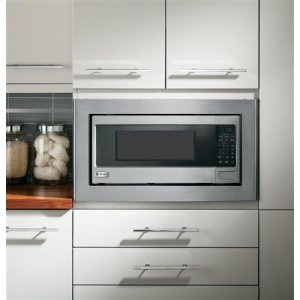 Built-in capable microwave