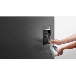 Ultra slim water dispenser
