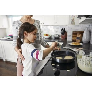 Safe cooktop surface