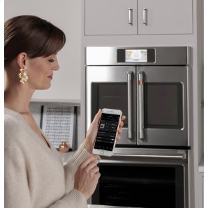 Enjoy convenient temperature control from anywhere