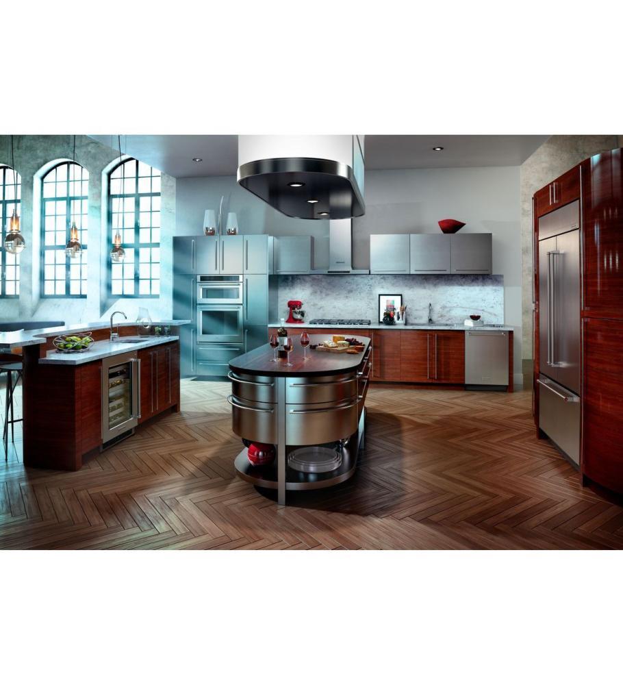 See KitchenAid Ranges in Boston | Electric KOCE500ESS