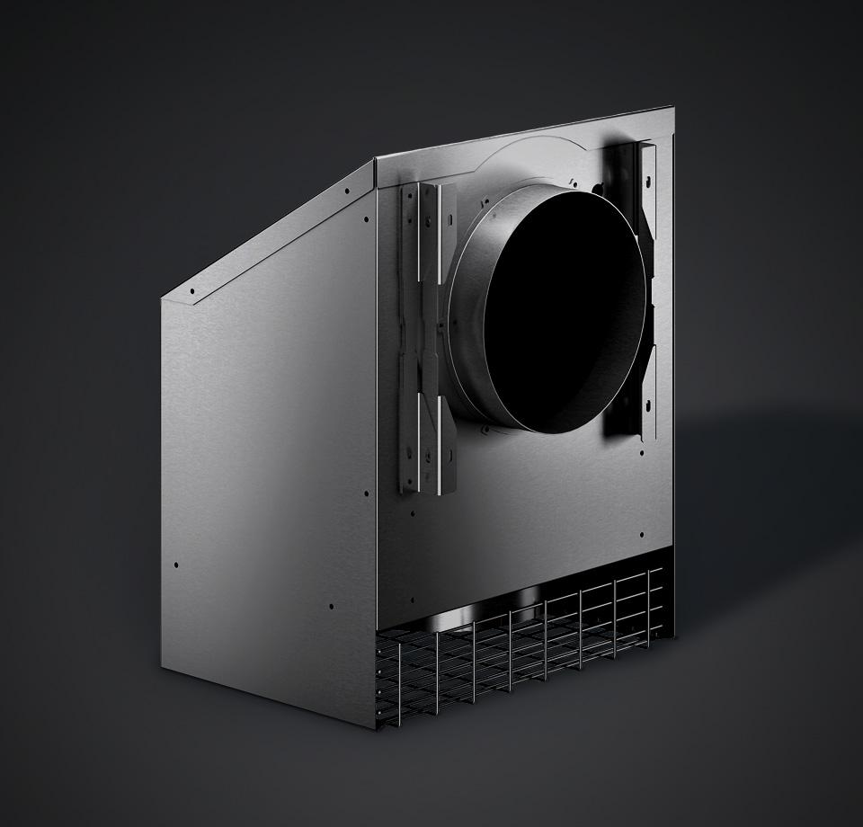 Get gaggenau ventilation in mass accessories ar401742 for Remote kitchen exhaust fan