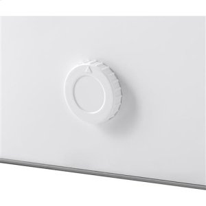 Easy-access defrost drain