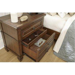 Concealed Drawer