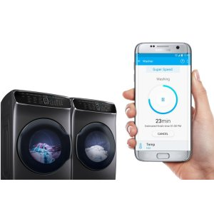 Monitor your laundry using your smartphone