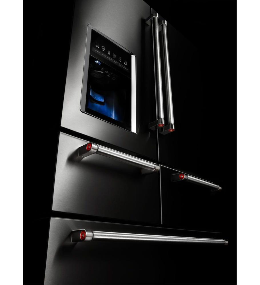 See KitchenAid Refrigerators in MA | French Doors KRMF606ESS