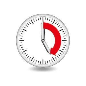 Countdown indicator