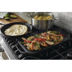 Flexible Five Burner Cooktop