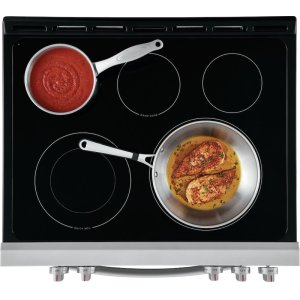 Flexible Five Element Cooktop