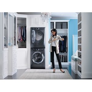 Efme517siw in white by electrolux in mt vernon il front load image feature sciox Choice Image