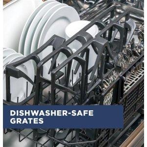 Dishwasher-Safe Grates