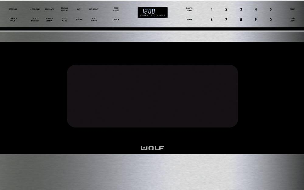 Wolf Md24tes Drawer Microwaves For Pricing Please Call Us At 617 420 7439