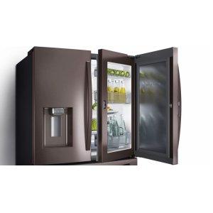 Food Showcase Door