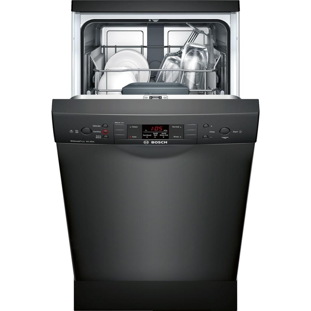 Bosch SPE53U56UC BLACK DISHWASHER