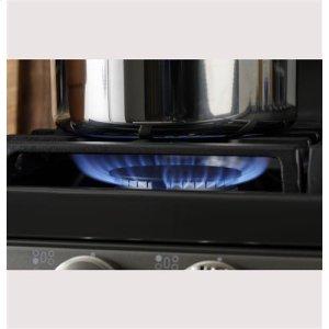 Power boil burner