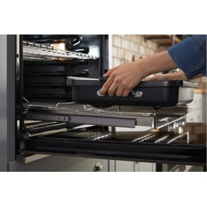 SatinGlide Roll-Out Extension Rack for Smart Oven+ Attachments