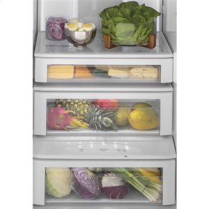 Fresh Food Multi-Level Drawers
