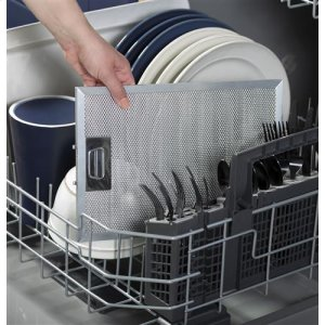 Dishwasher safe filters