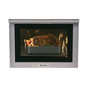 Cool-Touch Oven Door