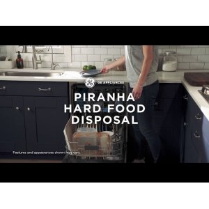 Piranha Hard Food Disposer