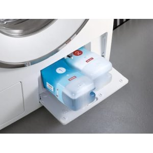 Automatic dispensing of detergent: TwinDos (R) *