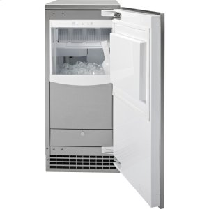 High gourmet clear ice production