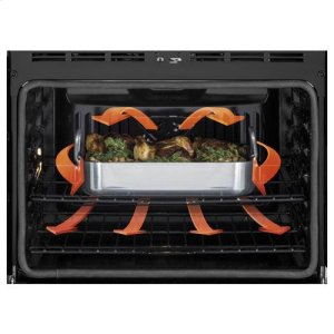 Convection microwave (upper oven)