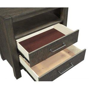 Cedar Lined Bottom Drawers