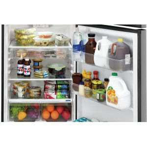 Spacious Interior Storage Options