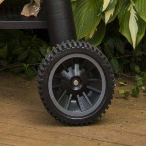 Crack-Proof Wheels