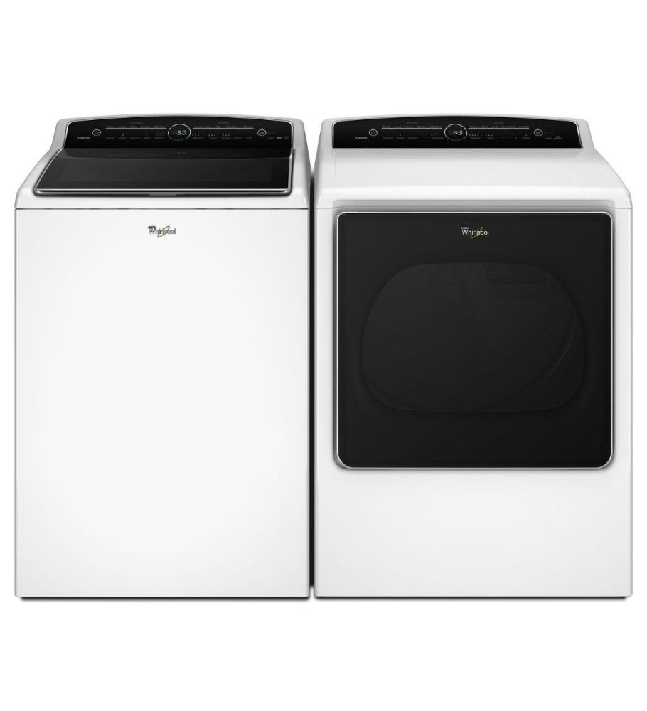 Get Whirlpool Full Size In Mass Front Load Dryers Wed8500dw
