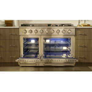 Large Oven Capacity
