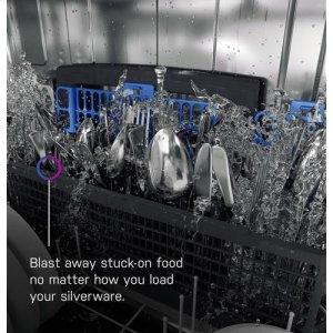 Deep Clean Silverware Jets