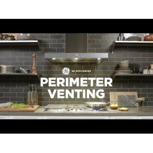 Perimeter venting