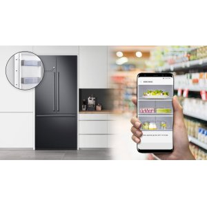 See inside your fridge from anywhere